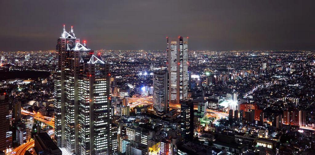 東京都庁舎展望室