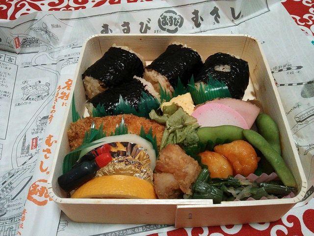 美味しかったです_むすび むさし 新幹線店