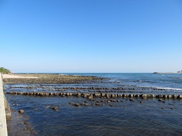 青島の隆起海床と奇形波蝕痕_青島の隆起海床と奇形波蝕痕