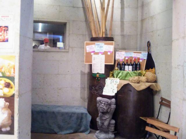 『モンスーン・カフェ』。_モンスーンカフェ Monsoon Cafe ららぽーとTOKYO-BAY