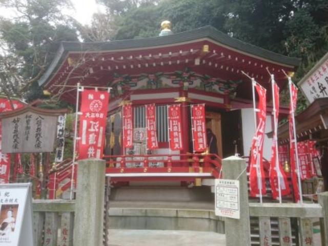 奉安殿_江島神社
