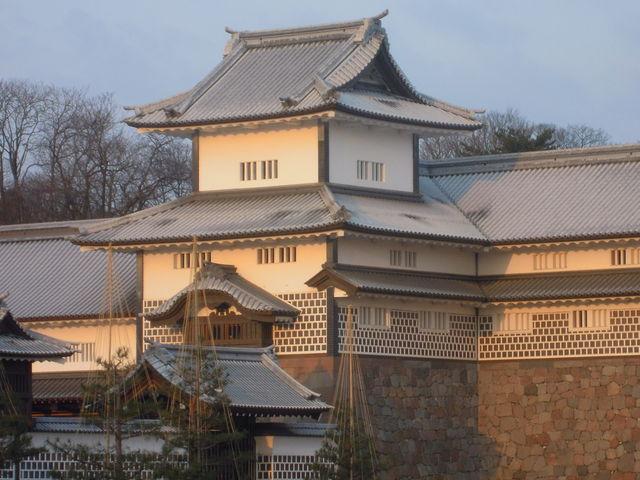 櫓_金沢城石川門