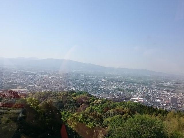 絶景です_高良山