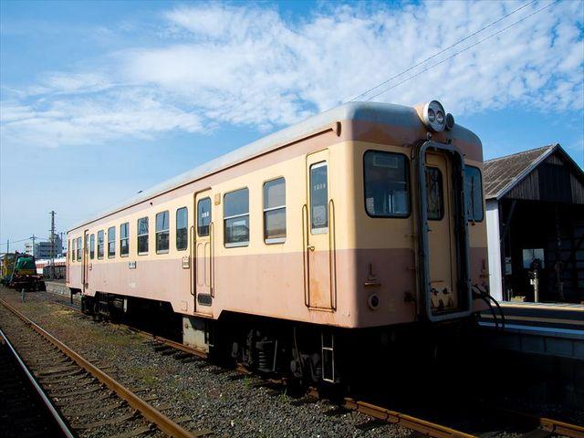 キハ205_那珂湊駅