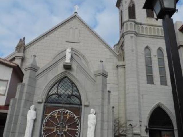 元町教会_カトリック元町教会
