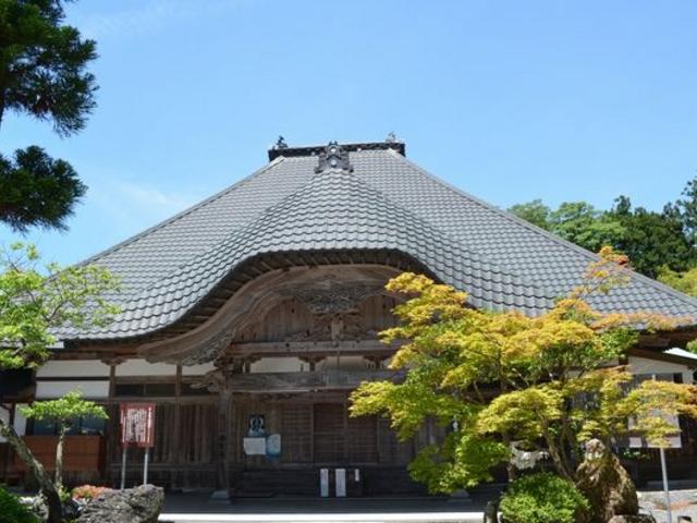 愛染明王を安置_西生寺の大銀杏