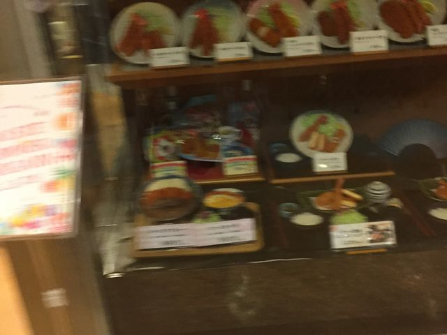 サクサクのとんかつ_とんかつ いなば和幸 ジャスコ野田阪神店