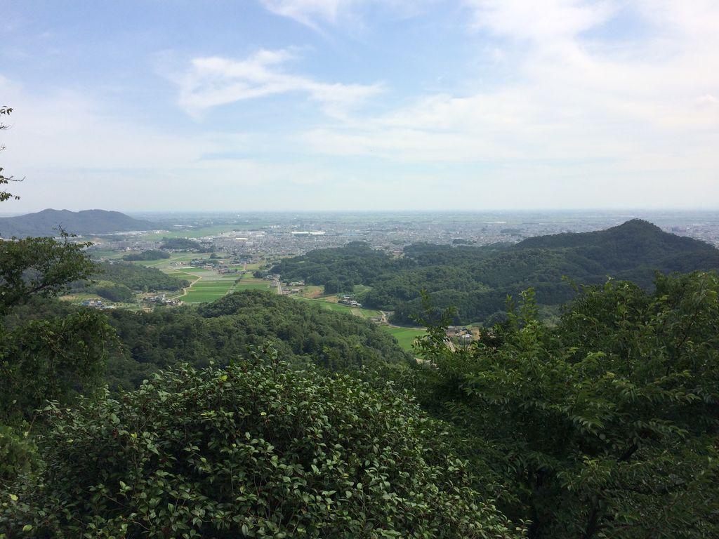 唐沢山県立自然公園