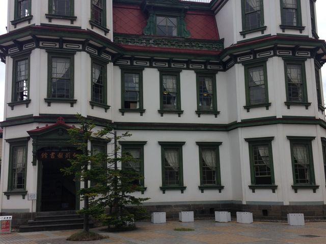 素敵な洋館_旧弘前市立図書館