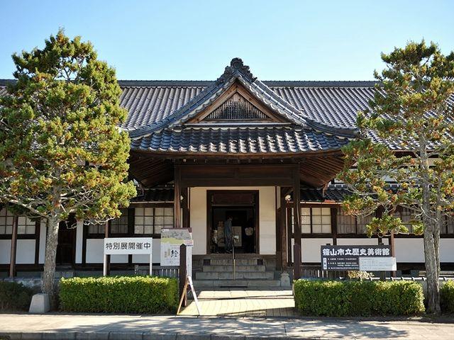 篠山市立歴史美術館】アクセス・...