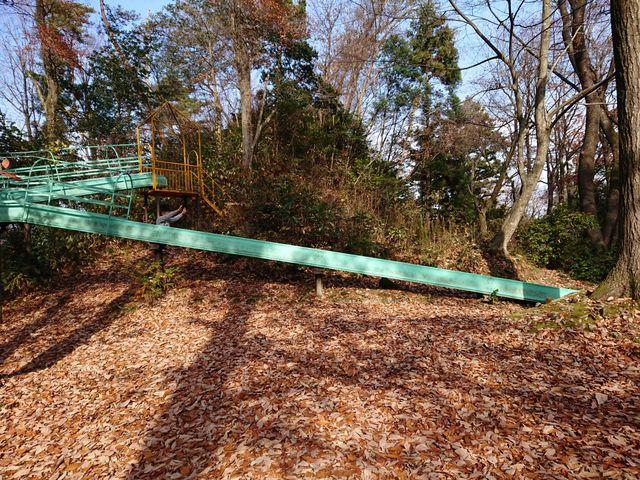 ローラー滑り台_香木の森公園