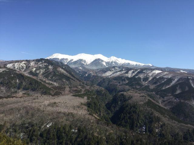 日本一の溶岩流という看板があるスポットより撮影。 柵や看板は入れず。_大平展望台