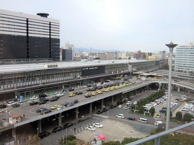 ここからアルデ新大阪に行けます!_アルデ新大阪