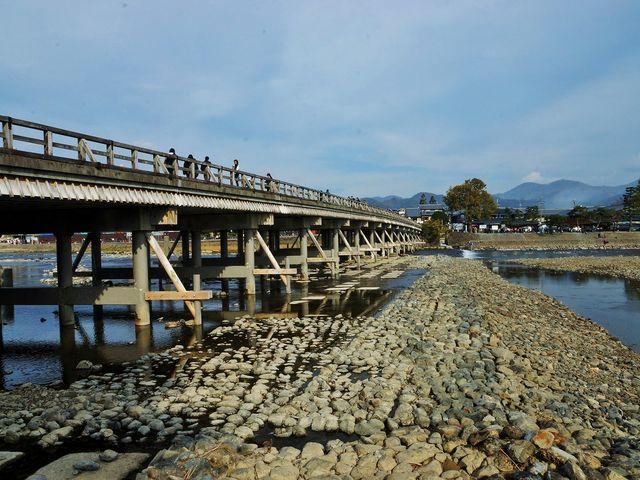 渡月橋_嵐山