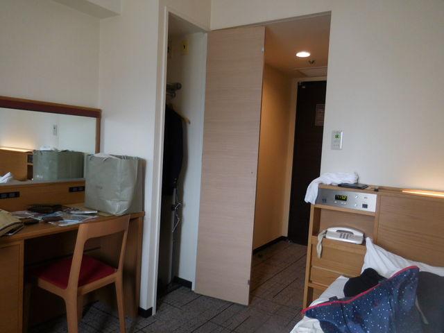 部屋です。_ホテルグランヴィア広島