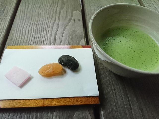 お抹茶_資福寺