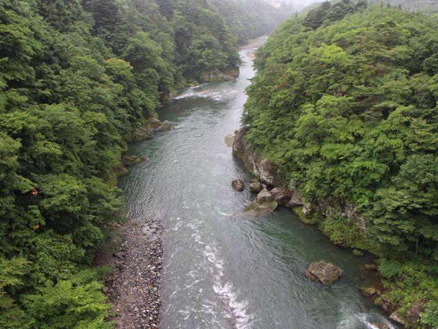 吊り橋より2_鬼怒川