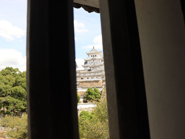 姫路城百間廊下
