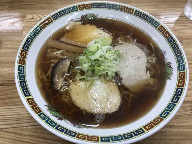 ラーメン(大) 普通サイズ_くどうラーメン