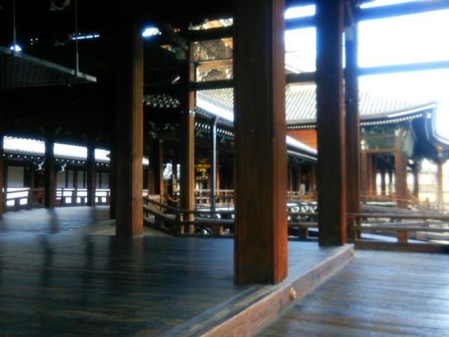 廊下♪_西本願寺(お西さん)