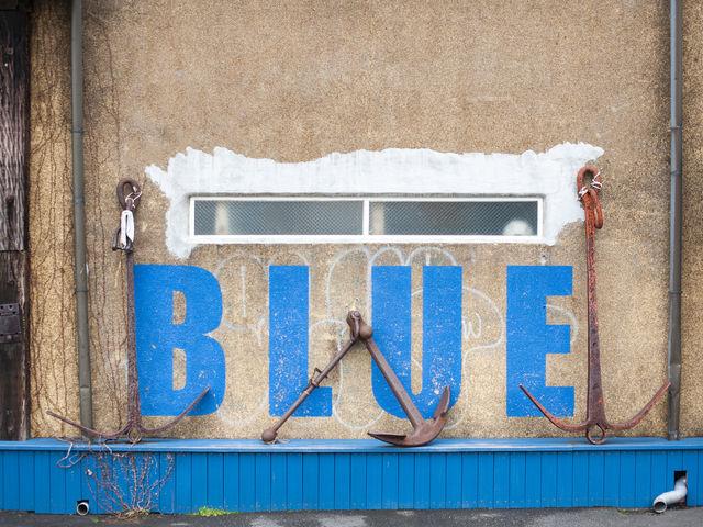 BLUE BLUE YOKOHAMA_BLUE BLUE YOKOHAMA