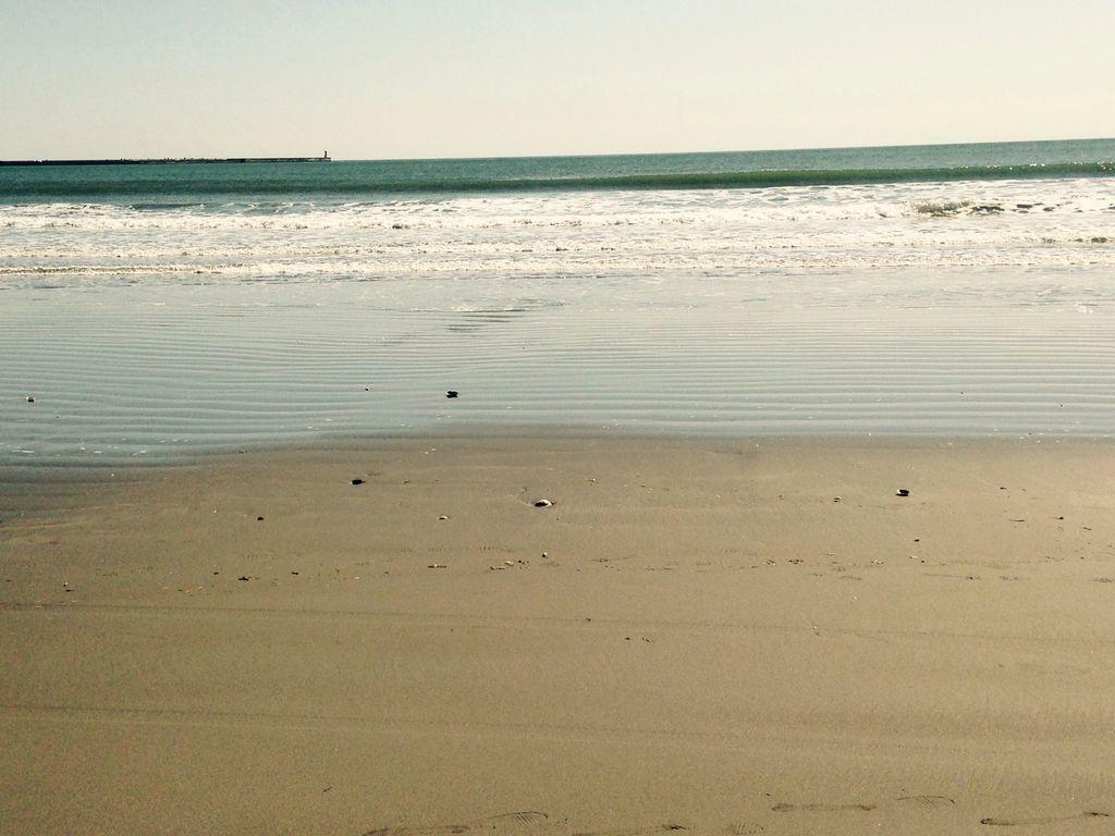 大洗サンビーチ海水浴場