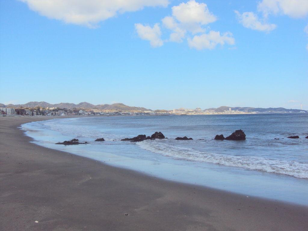 三浦海岸海水浴場