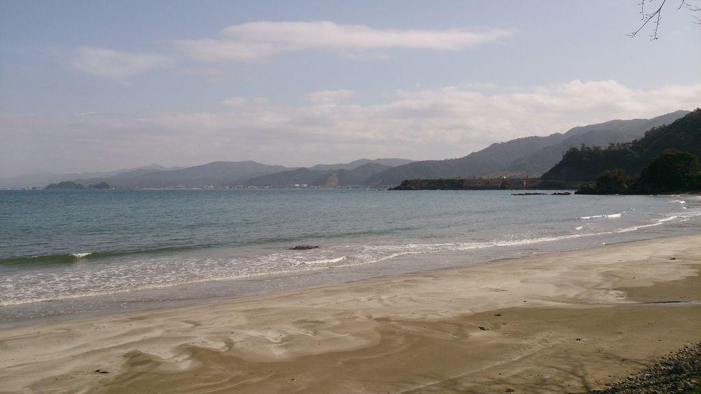 難波江海水浴場