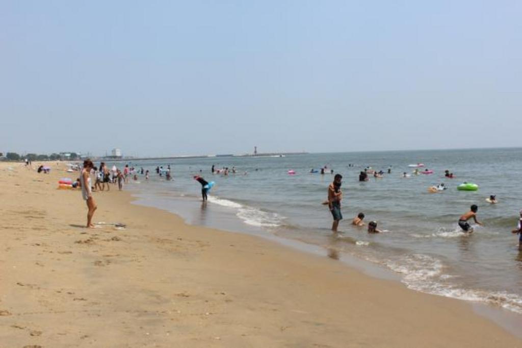 鼓ヶ浦海水浴場