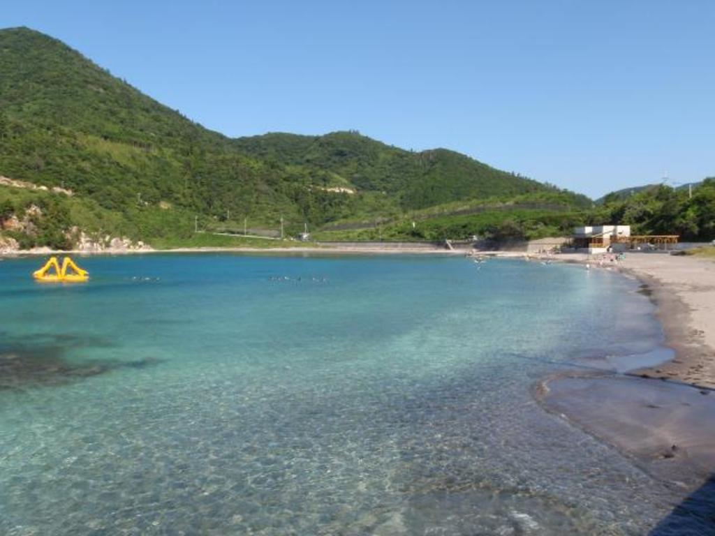 外浜海水浴場