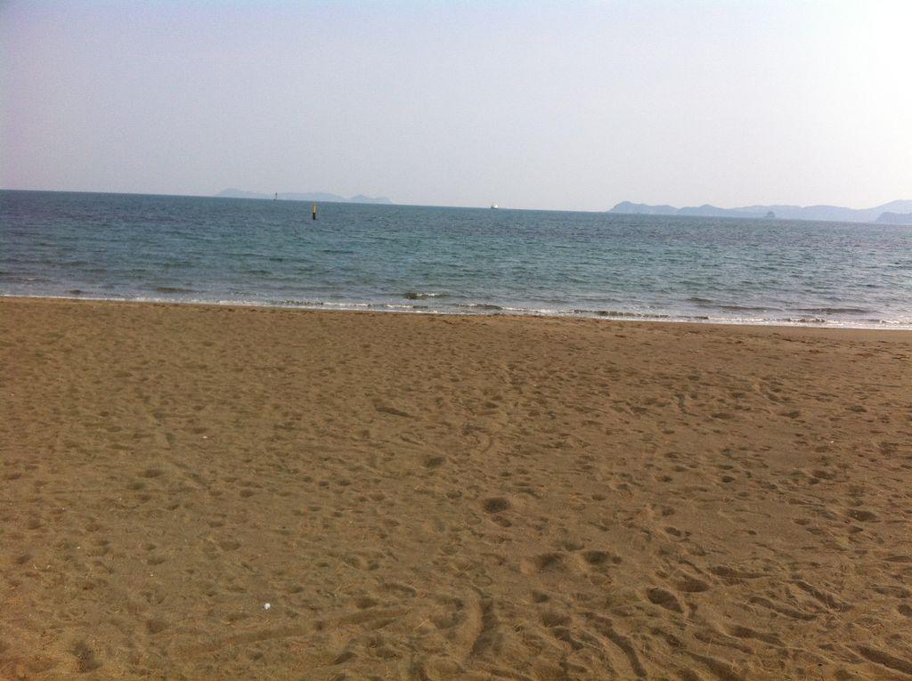 北の脇海水浴場