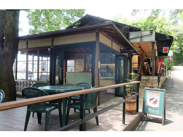 受付はこちらのカフェにてお待ちしております_Caf'e&Restaurant&Boating 碧水園